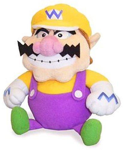 Nintendo Mario Party grande peluche Wario