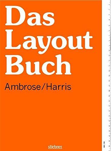 Das Layout-Buch Buch-Cover
