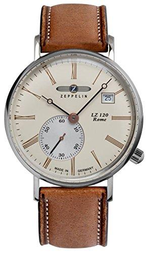 Zeppelin Ladies Wrist Watch LZ120 Rome Lady 7135-5