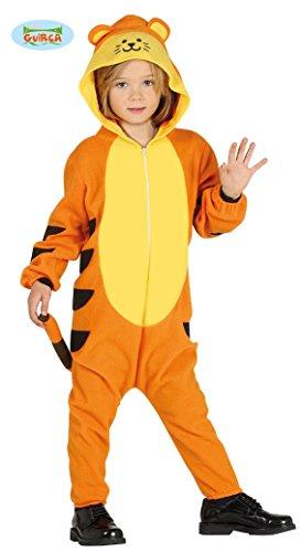 Tiger Tigerkostüm für Kinder Karneval Fasching Tier Safari -
