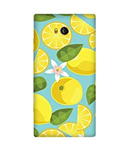 Lemons Gionee Elife E8 Case