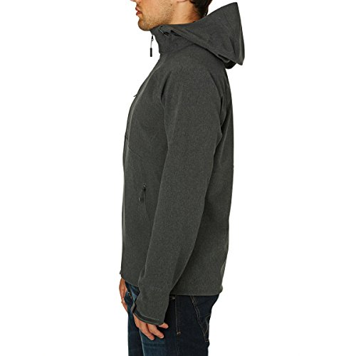 The North Face Apex Flex GTX dark grey heather dunkelgrau