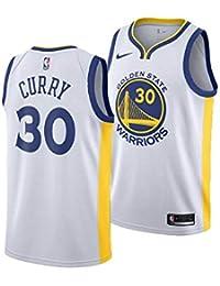 NBA Replica Canotta Stephen Curry - Golden State Warriors - Colore Bianca -  Taglia M 0d2154412a8d