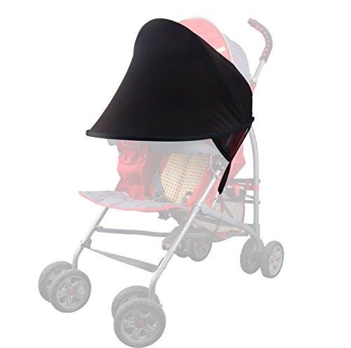 midwec Universal bebé cochecito cubierta de parasol/parasol para carrito de bebé/bebé cochecito sombrilla