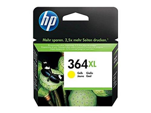 HP original - HP - Hewlett Packard OfficeJet 7515 (364XL / CB325EE) - Tintenpatrone gelb - 750 Seiten - 6ml (Hp Druckkopf 7515)
