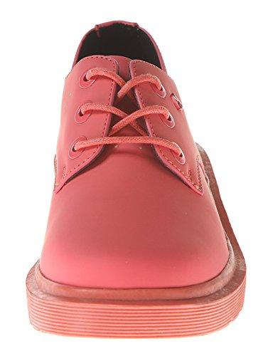 Armani Jeans Damen 9251627p554 Schnürhalbschuhe s Pink (light Geranio)