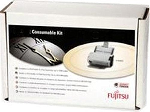Fujitsu CON-4315-014A-1X Rullo di pescaggio (ca04315-f711), 1x Break (ca04315-f705), 1x
