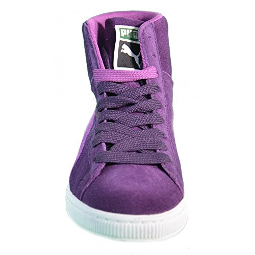 Puma Suede Mid (242) purple