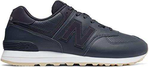 save off 13119 71afe new balance Men's 574 Black Running Shoes - 9 UK/India (43 EU)(9.5  US)(ML574DAN) Buy new balance Men's 574 Black Running Shoes - 9 UK/India  (43 ...