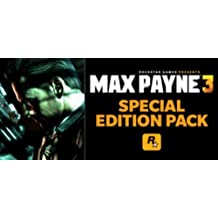 Max Payne 3: Special Edition Pack  [Code jeu]