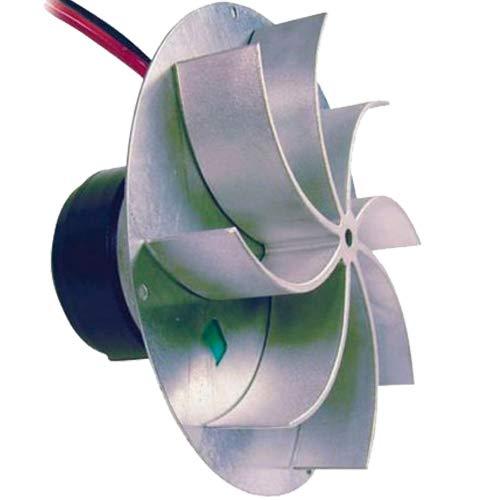Easyricambi Estrattore aspiratore fumi FANDIS VFC3A23 Motore ECOFIT 2RECA3 Stufa a Pellet Ventola da...