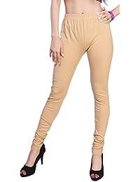 Comix Cotton Hosiery Fabric Women Legging(AGSPL-3156)