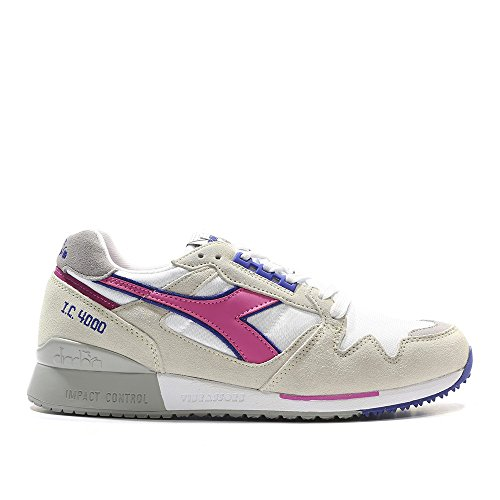 Diadora - Diadora I.C. 4000 Premium Suede Royal Grey 501.170945 C6642 - 501.170945 C6642 - EU 44 - UK 9.5 - US 10 - JP 28