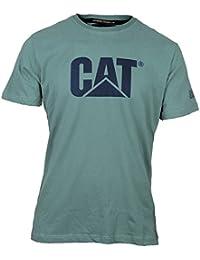 Caterpillar CAT Logo T-Shirt In Slim Fit