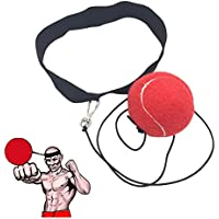 Ueasy Boxing Training Ball Improve You Speed Coordination Reflex Ability Exercise for Gym Boxing MMA And Other Combat Sports
