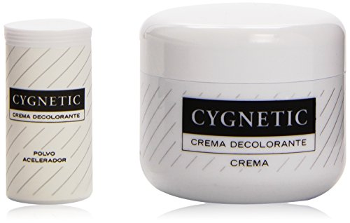 Cygnetic 1105-90021 Crema Decolorante, Lote, 200 gr