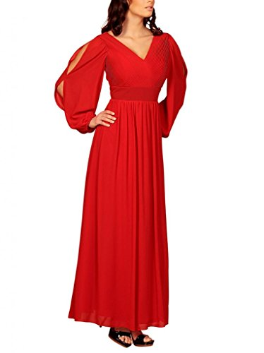 My Evening Dress Scarlett, Robe Femme Rouge