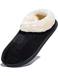 641aaa98f0aa NewDenBer NDB Classic Plüsch Herren Damen Warme Pantoffeln Home Rutschfeste  Weiche Leicht Hausschuhe