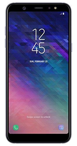 Samsung Galaxy A6+ Smartphone Bundle (6,0 Zoll, 32GB interner Speicher) - Deutsche Version 32 Gb Bundle