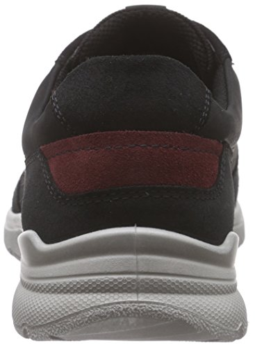 Ecco Herren Irondale Low-Top Schwarz (BLACK/BLACK 51707)