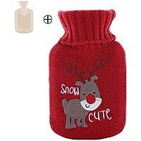 Hot Water Bag Wasserfälle Mini Plüsch Stoff Kinder Warm Hand Schatz, 500 ML preisvergleich bei billige-tabletten.eu