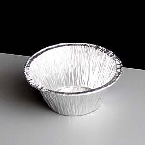 Deep Fill Mince Pie or Custard Tart Foil Cases (Pack of ...
