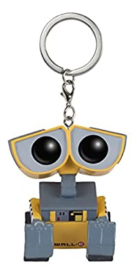 FUNKO - 9901-PDQ - Pocket POP! - Porte-clés - Disney - Wall-E