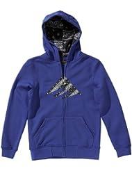 Emerica TRIANGLE FILL sweat-shirt à capuche et fermeture Éclair pour homme