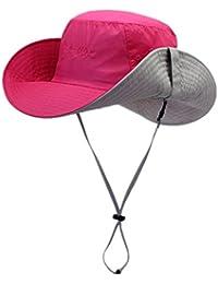 fd4e39595829 Hommes Femmes Casquette de Visière UV Protection Solaire Chapeau été Sun  Chapeaux Casquette de Plage Garçons