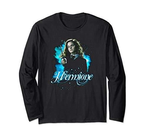 Harry Potter Hermione Ready   Langarmshirt -