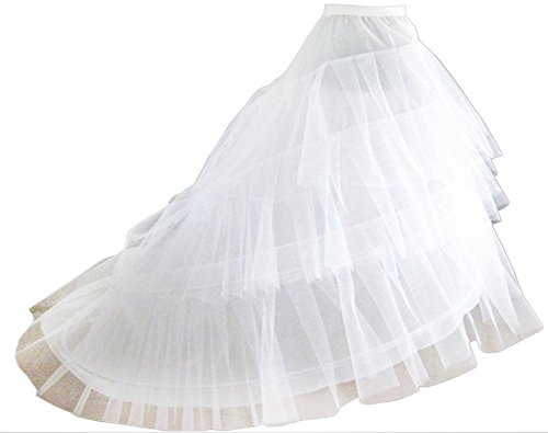 Used, Women's 3 Layered A-line Petticoat Underskirt Crinoline for sale  Delivered anywhere in UK