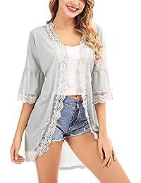 25958fe0ff88 Suchergebnis auf Amazon.de für  Leichte dünne Jacke - Damen  Bekleidung