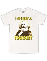 Karl Marx I Am Not A Marxist Herren T-Shirt