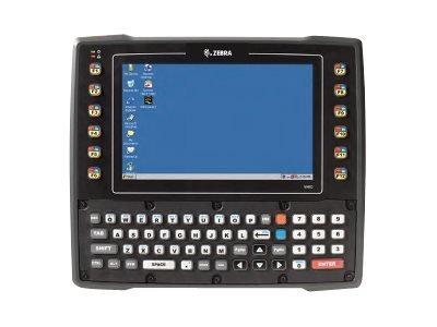 Zebra vh10120210110a00Mount Computer, Standard Temp, Französisch, AZERTY, interne 12vdc-48VDC, UPS installiert, 802.11a/b/g/n, integrierte ANT. 2,4+ 5GHz (Ant-mount)