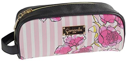 Camomille milano-astuccio Make Up Stripe & Flower Rose