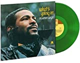 Marvin Gaye - What's Going On (Limited Edition Translucent Green vinyl LP) [vinyl] Marvin Gaye