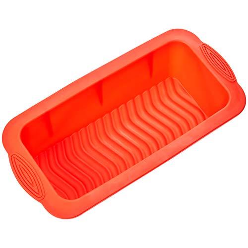 AmazonBasics - Molde de silicona rectangular