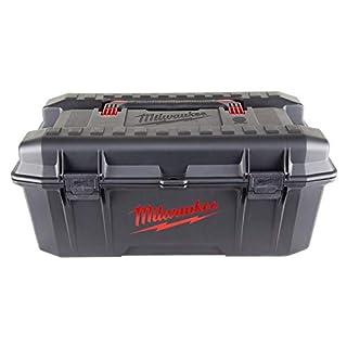 Milwaukee Jobsite Work Box Kofferraumbox Aufbewahrungsbox Werkzeugbox 66x35x31cm