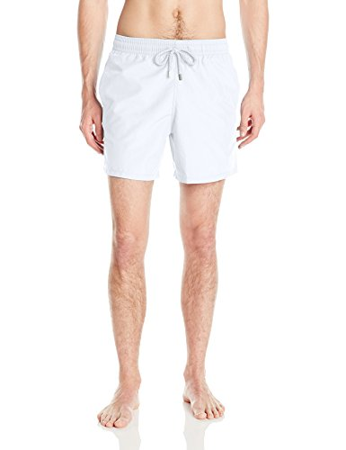 Vilebrequin Swimwear Herren - Uni Weiß