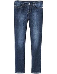 Crew Clothing Company Womens Mid Indigo True Skinny Jeans