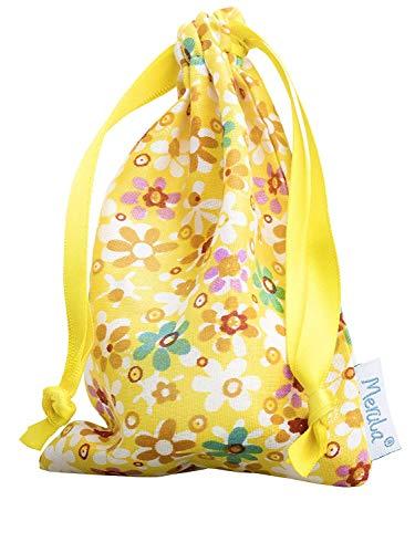 Merula Cup sun (gelb) - One size Menstruationstasse aus medizinischem Silikon - 3