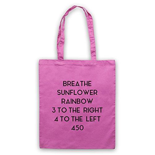 Inspire par Stranger Things Breathe Sunflower Rainbow Officieux Sac d'emballage