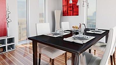 d-c-fix Transparente 0,2 mm Dicke Glasklare Breite 110 cm Länge wählbar abwaschbare Tischdecke Folie Schutztischdecke von Folie-d-c-fix auf Gartenmöbel von Du und Dein Garten