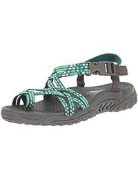 57b2e3f3f3e8 Amazon.co.uk  Kitten Heel - Green   Sandals   Women s Shoes  Shoes ...