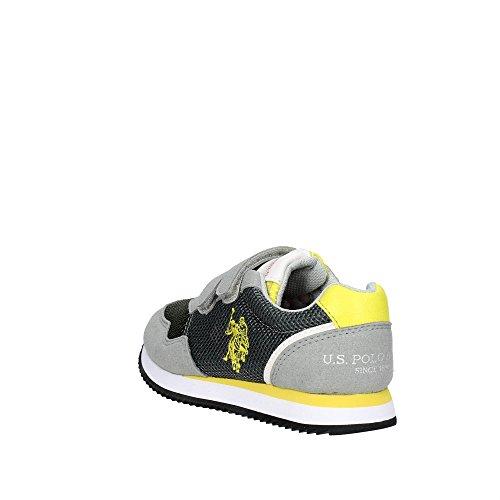 U.s. Polo Assn NOBIK4210S6/MH2 Sneakers Boy Grau