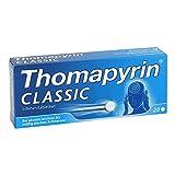 Thomapyrin classic Schmerztabletten Original von Sanofi-Aventis, 20 St. Tabletten