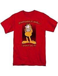 Garfield I Didn t Do It camiseta de manga corta para hombre