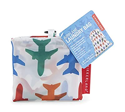 KIKKERLAND Around The World Travel Bags, Set of 3 from Kikkerland