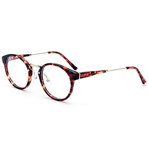 Hepidem handmade acetato occhiali telaio uomo optical frame eyewear occhiali 2268, red