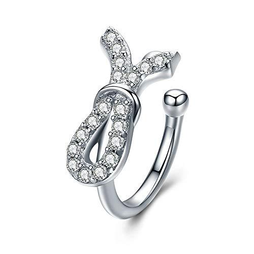 WJSAT Ohrringe Silberne Geometrische Circle & T-Stab-Lange Tropfenohrringe Für Frauen Arbeiten Speziellen Schmucksachen Um -